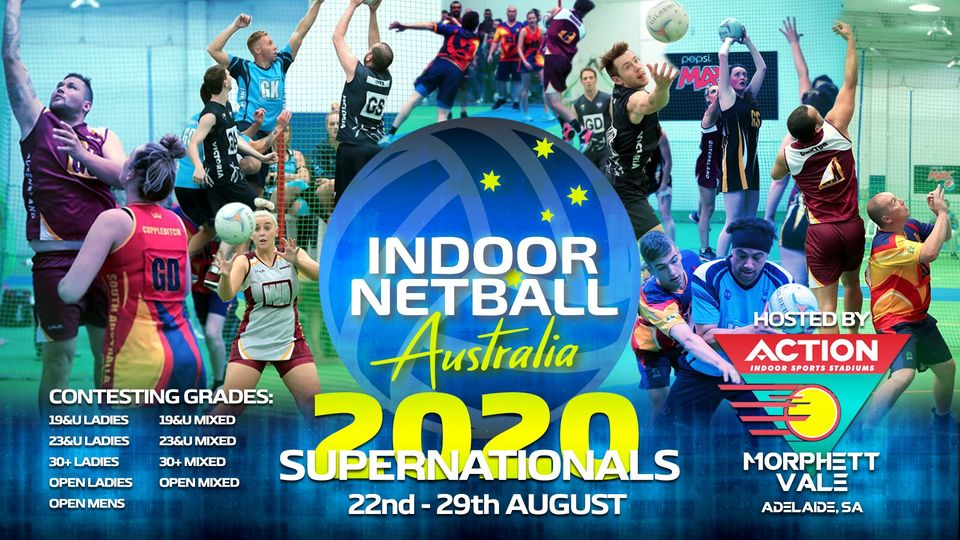 Indoor Netball Federation Australia would like t…