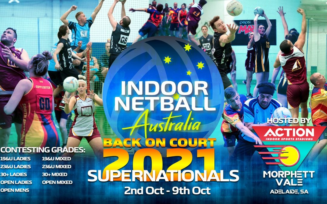Indoor Netball Australia would like to announce th…